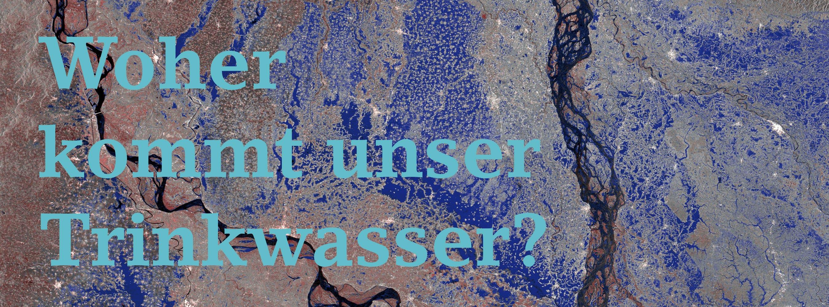 Woher kommt das Trinkwasser in der Schweiz?