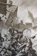Le tremblement de terre de Bâle 1356