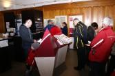 Besucherzentrum Glarus des UNESCO Weltnaturerbes Tektonikarena Sardona