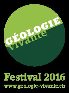 Logo Festival Géologie Vivante 2016